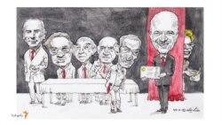 مهمانی رضا مریدی؛ چهار دانشمند مبدع ایرانی همصحبت شهریار