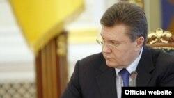 Виктор Янукович выждал паузу и наложил вето