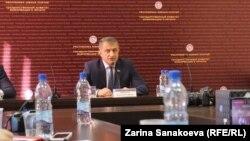 Президент Анатолий Бибилов допустил завоз месячного запаса товаров первой необходимости