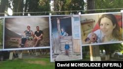 სმითების ოჯახის ფოტოების გამოფენა მარნეულში. 12 ივლისი
