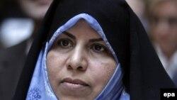 مرضیه وحید دستجردی، وزیر بهداشت جمهوری اسلامی