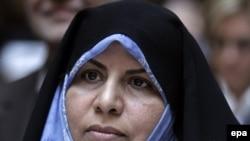 مرضیه وحید دستجردی، وزیر بهداشت ایران
