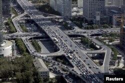Китай сделал ставку на создание инфраструктуры