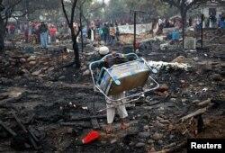 """Трущобы в городе Джамму (Индия). Этот """"улей"""" совсем не кажется раем"""