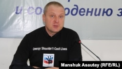 Сергей Соляник, Crude Accountability халықаралық экологиялық құқық қорғау ұйымының үйлестірушісі.