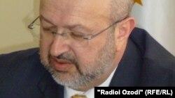Sekretari i Përgjithshëm i OSBE-së, Lamberto Zannier