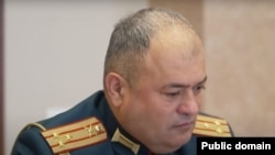 Бахтиёр Холиков, военный комиссар Чувашии. Источник фото: Россия 24 (Чувашия)