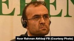 نورالرحمان اخلاقی وزیر مهاجرین و بازگشتکنندگان