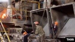 "Завод ""Электроцинк"", архивное фото"