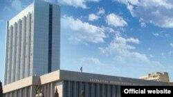 Ադրբեջան -- Միլի մեջլիսի (խորհրդարանի) շենքը Բաքվում