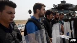 Թուրք իրավապահները փակել են Ջիզրե տանող ճանապարհը: 9-ը սեպտեմբերի, 2015թ․