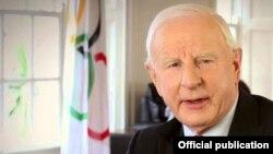 Avropa Olimpiya Komitəsinin rəhbəri Patrick Hickey