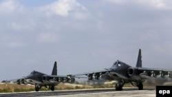 Ruski avioni poleću ka Siriji