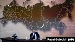 Путиндин пресс-конференциясы. 19-декабрь 2019-жыл