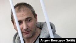 Şaltay-Boltay qrupunun başçısı Vladimir Anikeyev