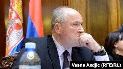 Stojanović (na fotografiji) danas više nije na Interpolovoj listi