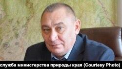 Министр природных ресурсов Забайкалья Александр Волков