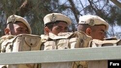 Iran -- Iranian soldiers, undate