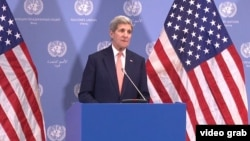 The State Department said on July 11 that John Kerry would visit the Russian capital on July 14-15 after attending Bastille Day celebrations in France.