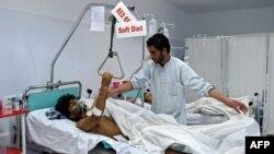 Кабулдагы тез жардам бейтапканасы.