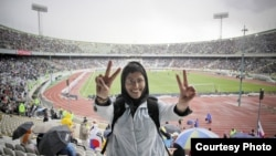 Iranian sports photographer Maryam Majd has not been heard from since June 17.