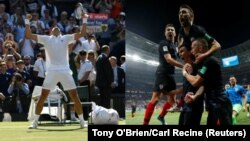 Novak Đoković na Wimbledonu i hrvatski igrači na Svjetskom prvenstvu