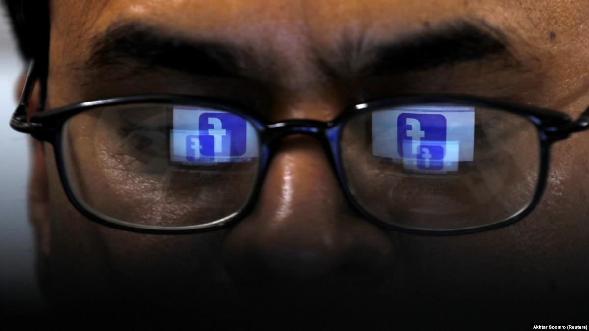 """Фейкового журналиста """"Радио Свобода"""" заблокировали в Facebook"""