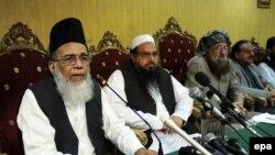 پاکستان کې د اسلامي ګوندونو مشران
