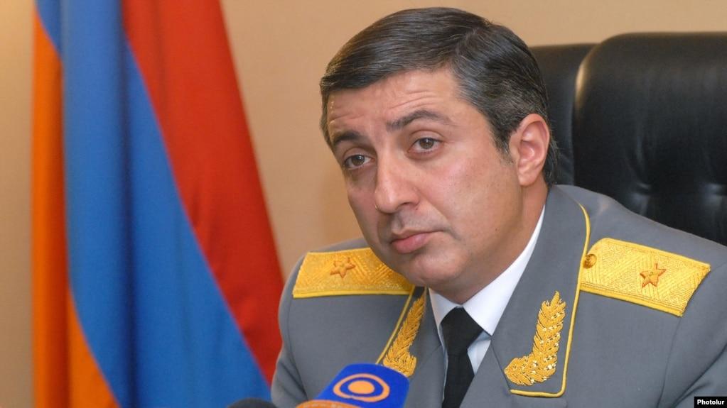 Спецследственная служба Армении: Решается вопрос об экстрадиции Миграна Погосяна