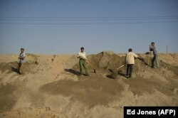 Добыча редкоземельных элементов в Китае, 2012 год