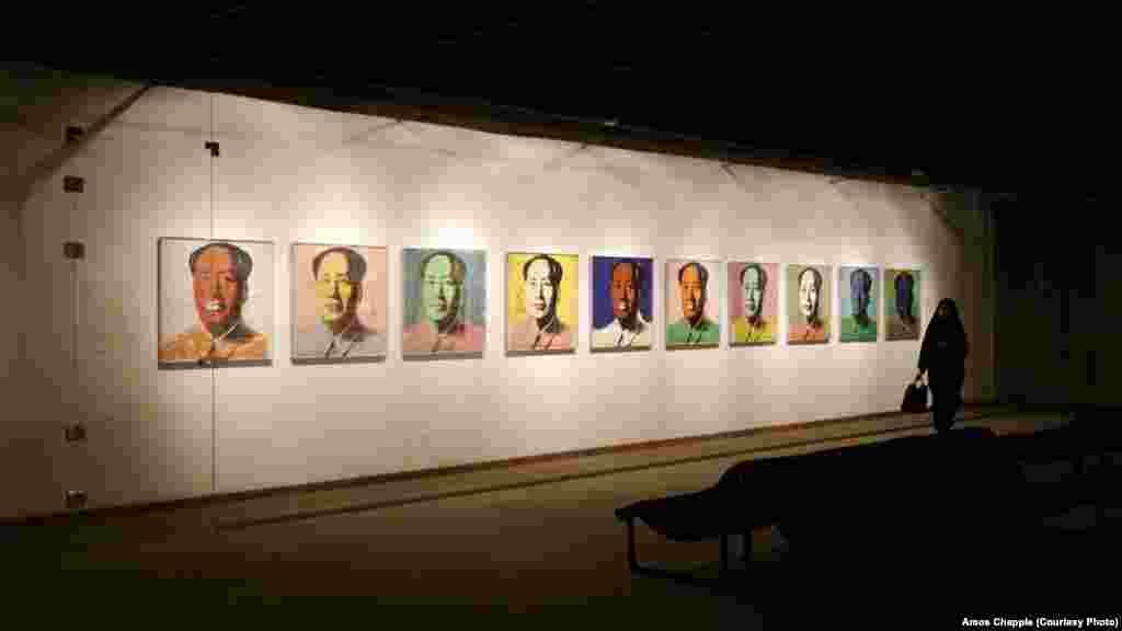 Музей современного искусства в Тегеране.