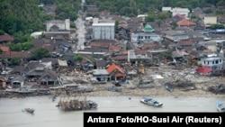 Cunami në Indonezi