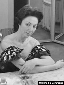 Balerina și coregrafa Rosella Hightower