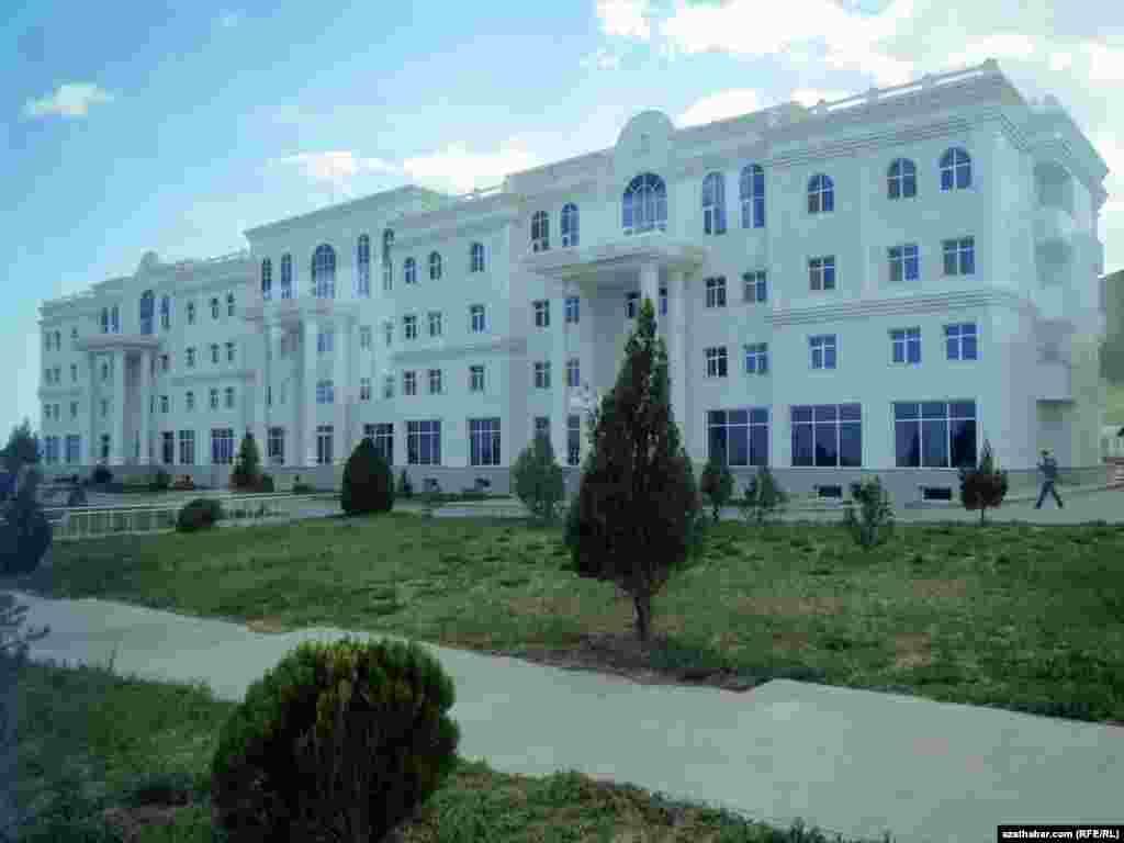 Дома для проживания персонала санатория