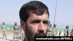 په ختيځ کې د سرحدي پوليسو قوماندان جنرال امین الله امرخیل
