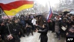 Многие жители Южной Осетии уверены, что 18 марта 2015 года станет началом стабильности, еще большей безопасности и роста качества их жизни