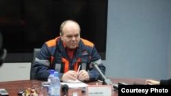 Иво Хмелик, исполнительный директор компании «АрселорМиттал Темиртау». Темиртау, 4 февраля 2013 года.