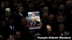 جمال خاشقجی در مهر ماه در کنسولگری عربستان در استانبول به قتل رسید