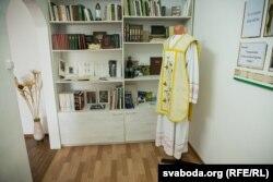 Кнігі з прыватнай бібліятэкі ксяндза Ўладзіслава і адзеньне сьвятара