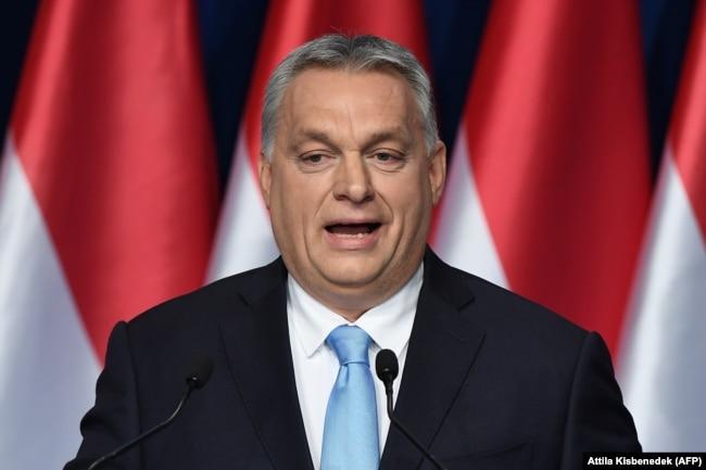 Mađarski premijer Viktor Orban (arhivska fotografija)