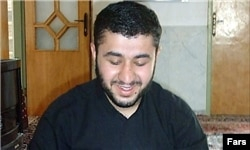 تصویری از مهدی نوروزی که همراه خبر کشته شدن او در عراق منتشر شده است