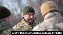 Керівник оперативно-тактичного угруповання «Північ» Олег Мікац