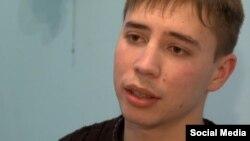 25 яшьлек полиция хезмәткәре Данил Максудов