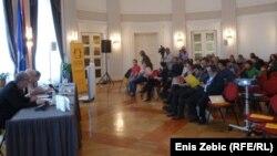 Sa konferencije o javnim servisima, Zagreb, listopad 2012.