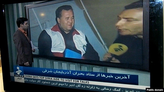 Two days after the quake, Iranian state TV increased its coverage, critics say.