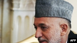 According to election officials, President Karzai received over 54 percent of the vote