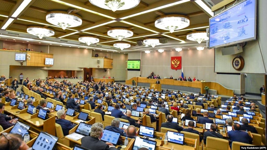 Законопроект об аккредитации визовых центров отозвали из Госдумы