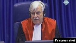 Gjykatësi Alfons Ori, foto nga arkivi