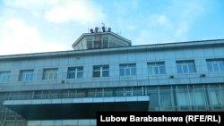 Аэропорт Южно-Сахалинска