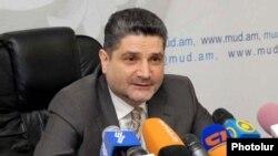 Armenia -- Prime Minister Tigran Sarkisian, undated.